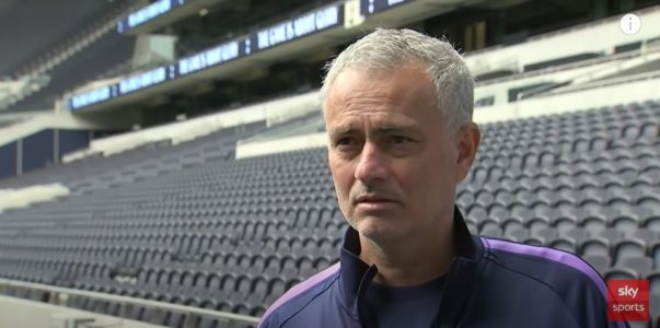 'It is our time to give' - Tottenham manager Jose Mourinho excited about Premier League restart amid coronavirus pandemic