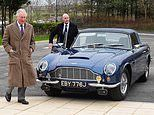 Aston Martin profit shaken. Bond cars are driving to a loss