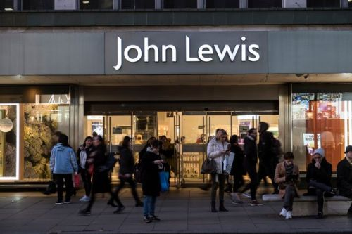 John Lewis to close eight department stores with 1,300 staff at risk