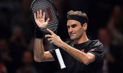 Roger Federer sends message to fans after Novak Djokovic win at ATP Finals
