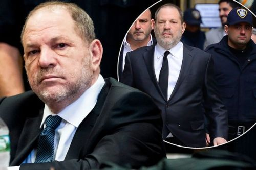 Harvey Weinstein tries to get trial moved from New York because it's a 'circus'