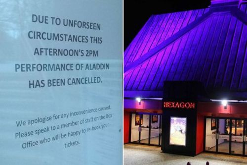 Tragedy as woman dies during performance of pantomime Aladdin starring Cbeebies' Mr Tumble