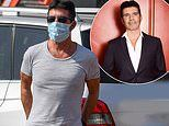 Simon Cowell 'gains weight and takes break from his vegan diet to help recover from back surgery'