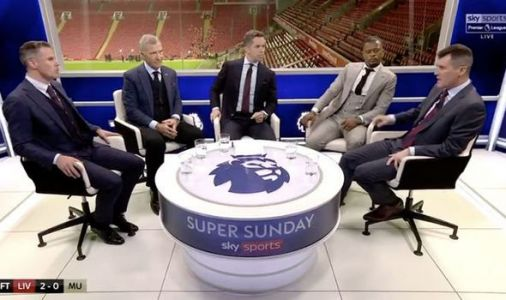 Every word of heated Roy Keane vs Jamie Carragher argument after Liverpool beat Man Utd