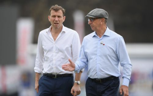 Former England cricketers David 'Bumble' Lloyd and Michael Atherton react to 2021 IPL postponement
