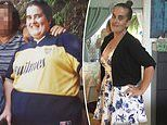 Soft drink addict who guzzled 30 litres a WEEK ditches the habit to drop 63 kilograms