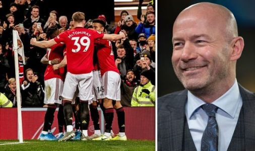 Alan Shearer explains why Man Utd will 'love' playing Man City today