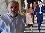 Thomas Markle fears Meghan and Prince Harry won't see him until he 'is lowered into the ground'