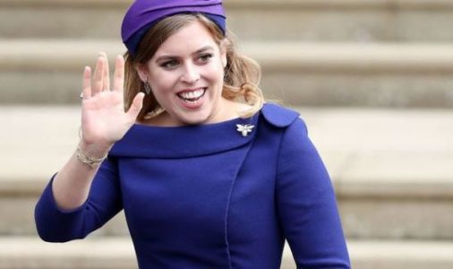 Princess Beatrice says reading to stepson in lockdown is 'a gift' and talks of dyslexia