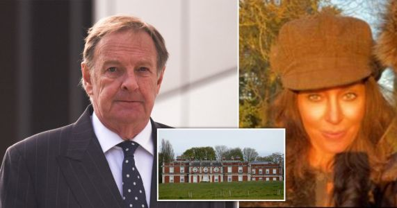 Banker 'hit wife and called her gold digger in divorce row over £11,000,000 home'