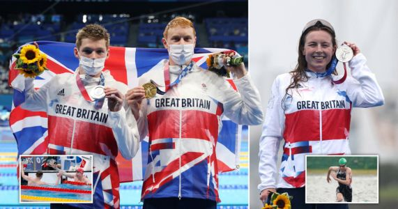 Tom Dean overcame Covid TWICE before leading epic Team GB gold and silver haul in 200m freestyle at Tokyo 2020 Olympics