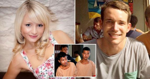 Thai king scraps death penalty for killers of British backpackers