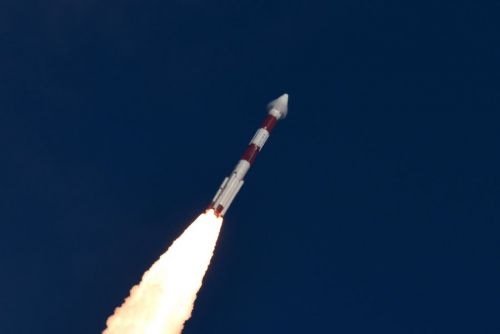 India's 50th PSLV lifts off with satellites from five nations