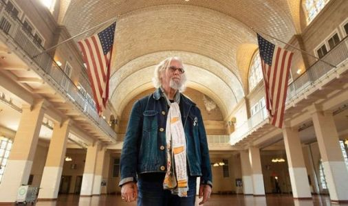 Billy Connolly heads for unseen America in new TV series
