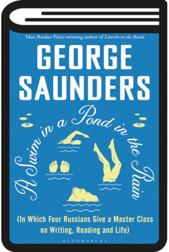 Master Craftsman by George Saunders: A writer's David Bowie or Lou Reed