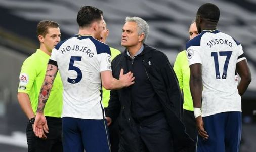 Tottenham boss Jose Mourinho makes surprise title declaration after Man City win
