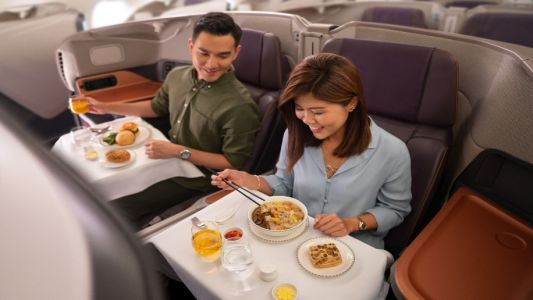 Singapore Airlines unveils new experiences