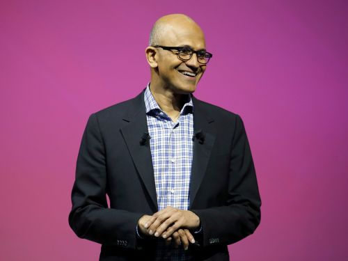 Microsoft hits a milestone, beating out Amazon's cloud in a Morgan Stanley survey of tech execs