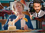 Ryan Reynolds treats 'oldest 21-year-old,' who was born Leap Day1936, to first 'legal' drink