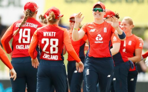 England warm up for T20 World Cup with victory over New Zealand