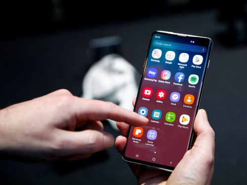 A bug in Samsung's Galaxy S10 lets anyone unlock the phone with any fingerprint