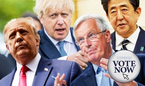 Brexit POLL: As US talks hit barrier, who should UK prioritise trade deal with?