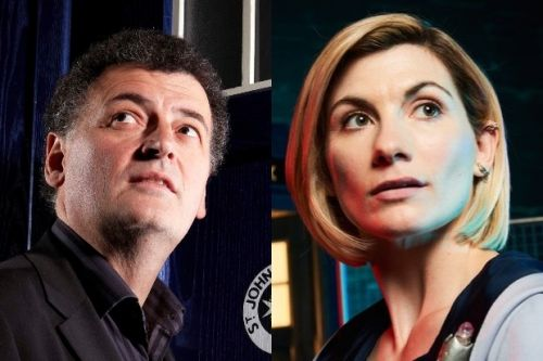 Steven Moffat writes new Doctor Who story for Jodie Whittaker's Doctor