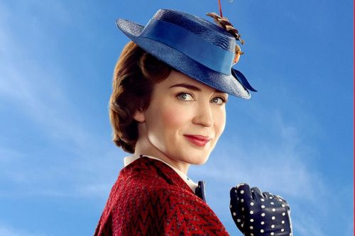 Emily Blunt is Supercalifragilisticexpialidocious in Mary Poppins Returns trailer