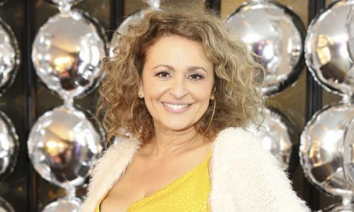 Nadia Sawalha celebrated for incredible body-positive video