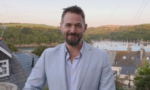 Escape to the Country star Alistair Appleton opens up about unhappy past
