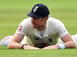 England ace Jimmy Anderson plays down talk of retirement from cricket