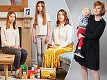 Middle class, professional. and forced to feed our families from food banks