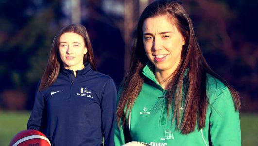 Basketball and netball join forces by forming new partnership to get back on court in Northern Ireland