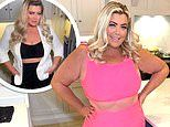 Gemma Collins prepares to launch an 'all-inclusive fitness empire' after shedding 3 and a half stone