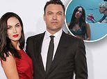 Brian Austin Green says he found out in his 'own way' that Megan Fox was dating Machine Gun Kelly