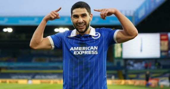 Maupay strike breaks bad Brighton habit as Elland Road misery piled on Leeds