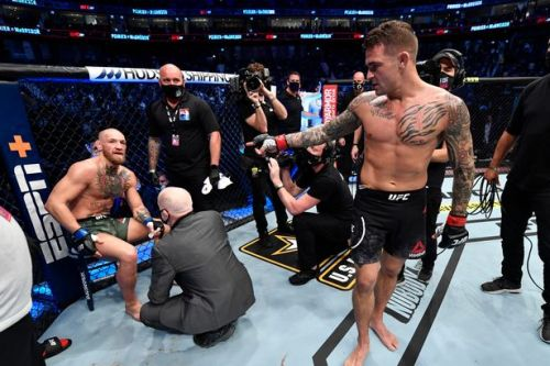 Conor McGregor's rivals line up to hit out at star after Dustin Poirier defeat