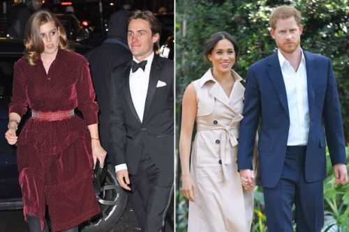 Meghan Markle and Harry 'may snub' Princess Beatrice's wedding after dig in statement