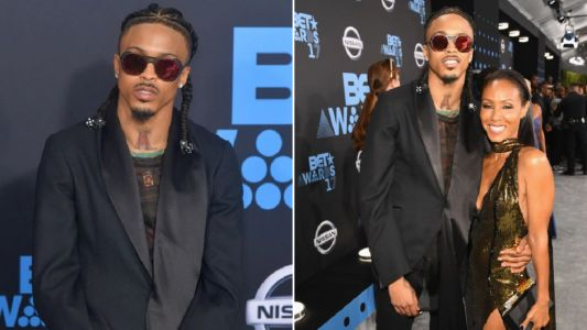 Who is August Alsina and what happened between the singer and Jada Pinkett Smith?