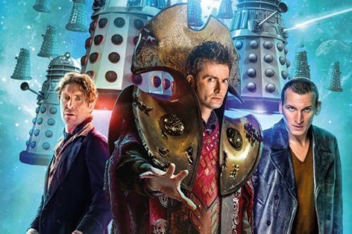How Doctor Who fans created the story of Time Lord Victorious - without even realising it