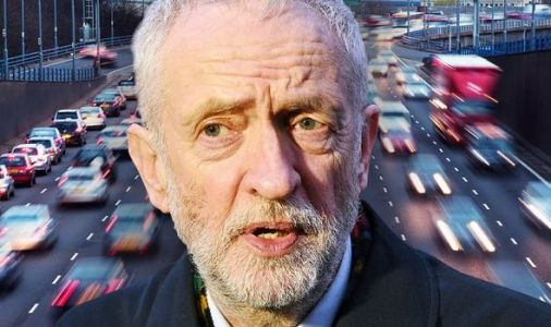 'Corbyn is coming for your car!' Labour plots huge cost hikes to cut motorists by 60%
