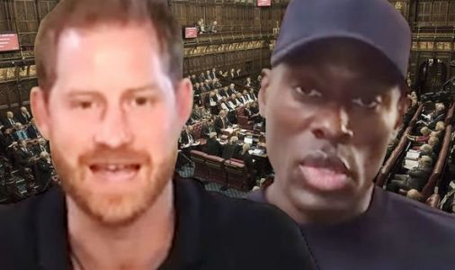 Prince Harry rages at politicians 'pushing against' BLM: 'This is NOT up for debate!'