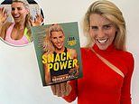 Former Biggest Loser trainer Tiffiny Hall announces new 'snacking bible' recipe book