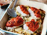 A Durrell family feast: Baked salted cod with potatoes