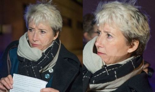 Emma Thompson health: 'It's been a great agony for me' - actress on 'painful' condition