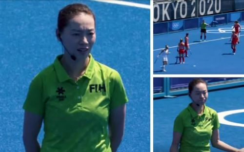 Hockey has somehow achieved the impossible - it has a more irritating Var system than football
