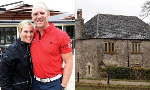 Zara and Mike Tindall's former home could be The Holiday cottage