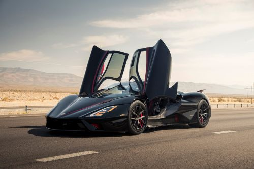 The $1.6 million SSC Tuatara just became the world's fastest car by topping 316 mph