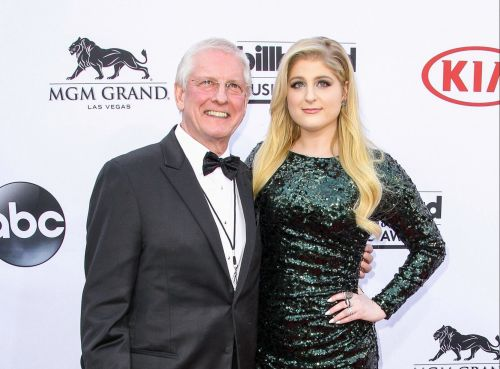 The Voice judge Meghan Trainor's dad 'struck by a car in alleged hit and run'