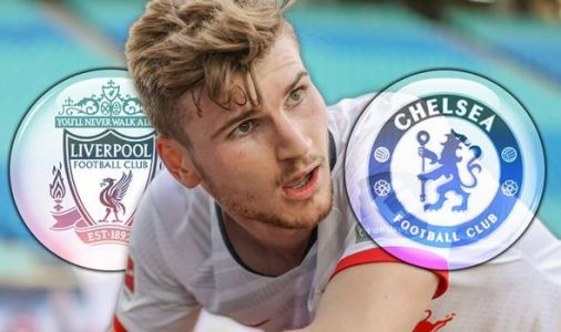 Timo Werner agrees to shock Chelsea transfer as Liverpool braced to miss out on top target